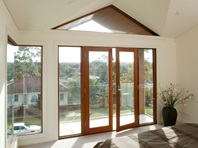 Airlite Timber Hinged Door 4