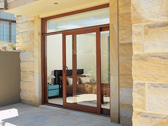 timber sliding doors patio doors airlite
