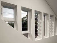 Airlite Timber Breezway Louvre Windows