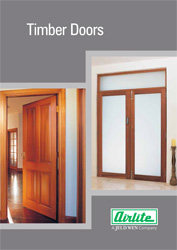 Airlite Timber Doors Brochure