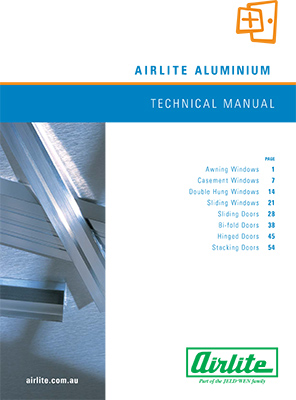 Aluminium Windows and Doors Technical Manual