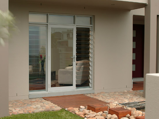 Aluminium Hinged Door 5