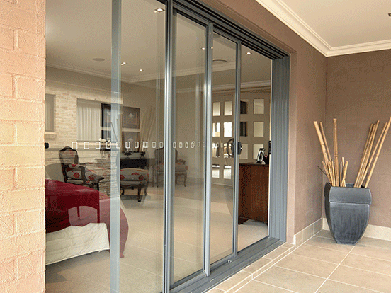 aluminium-stacking-door-1 & Aluminium Stacking Doors | Airlite Doors Sydney