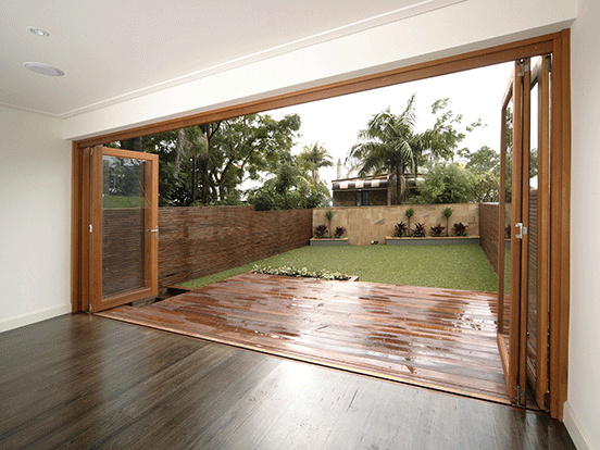 Timber-bifold-door-5 & Timber Doors Au \u0026 TimberParkwood3. Staining Solid Timber Entry Doors