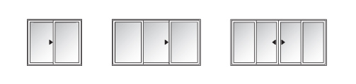 Sliding Windows Configurations