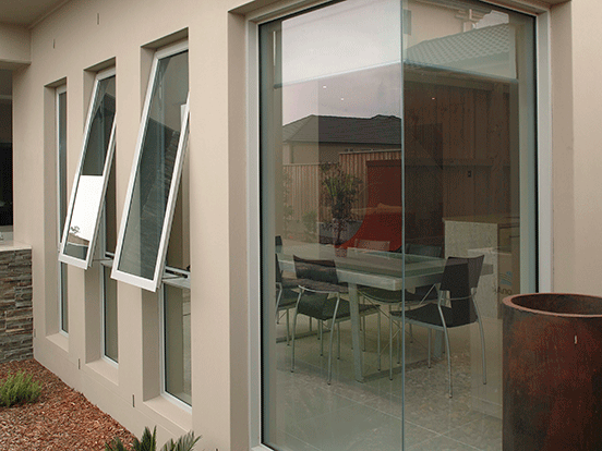 Aluminium awning windows airlite sydney for Pictures of awning windows
