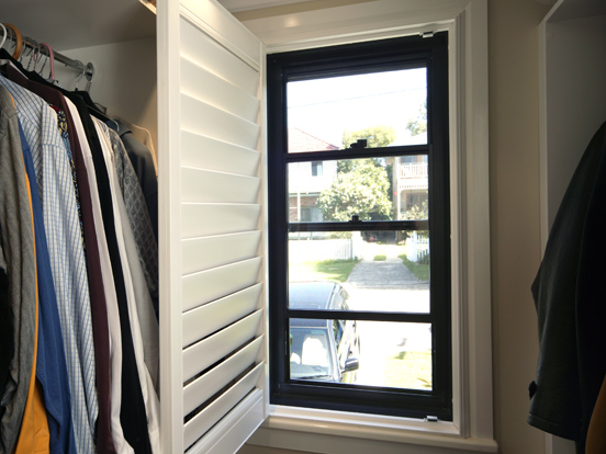 Aluminium Double Hung Windows Airlite Sydney
