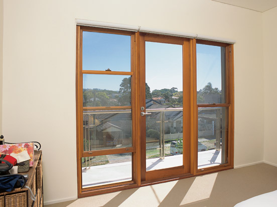 Timber Double Hung Windows Airlite Sydney